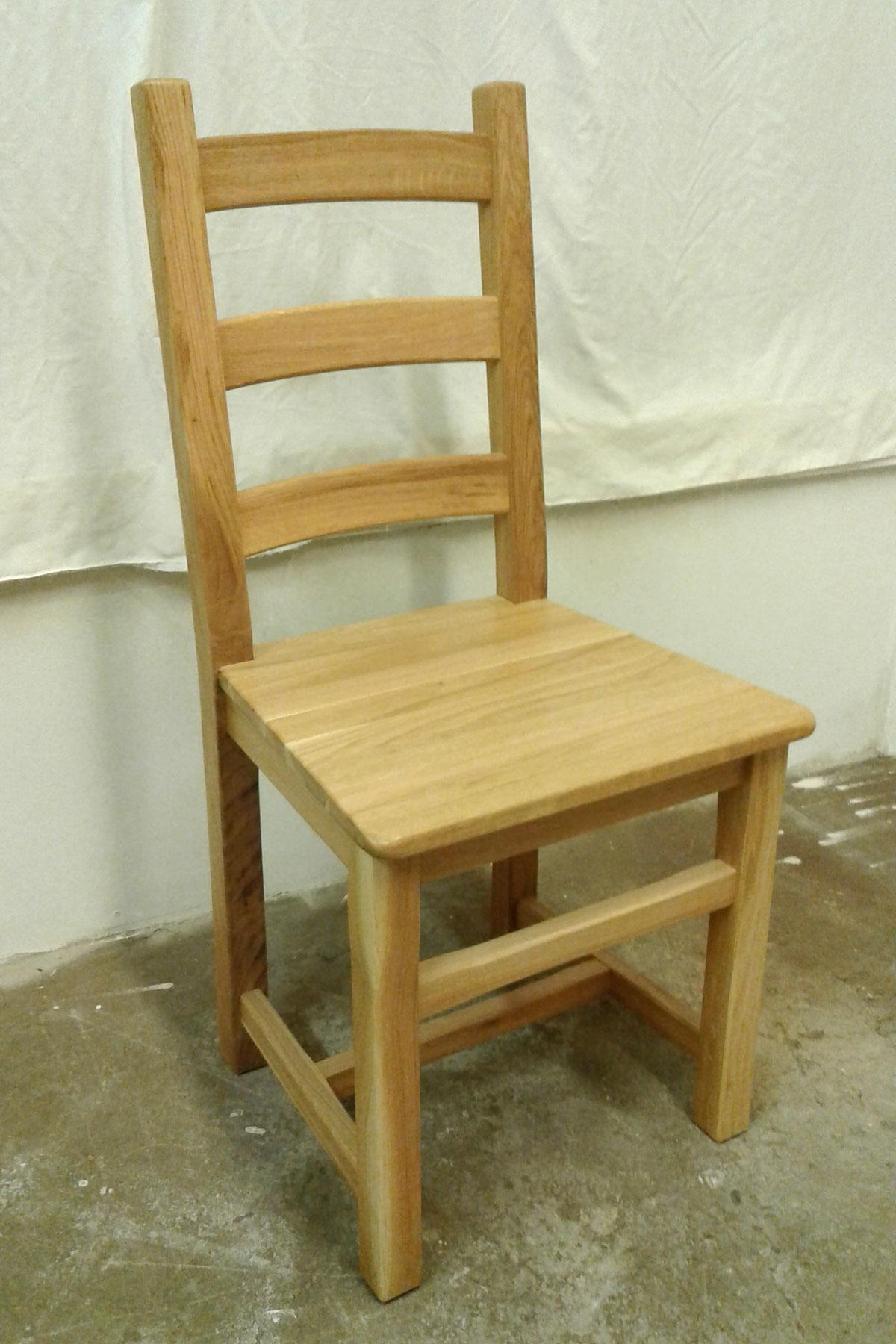 Oak chairs for sale in Barnstaple, North Devon