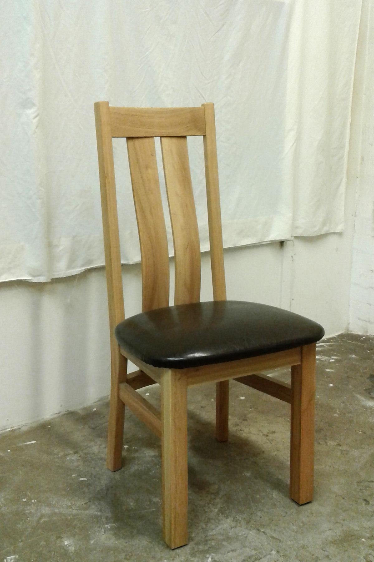 Oak chairs for sale in North Devon