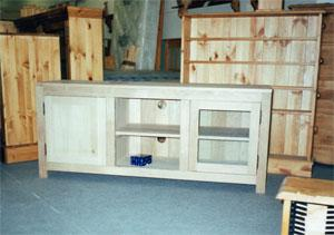 Real British Made Oak Sideboards for sale