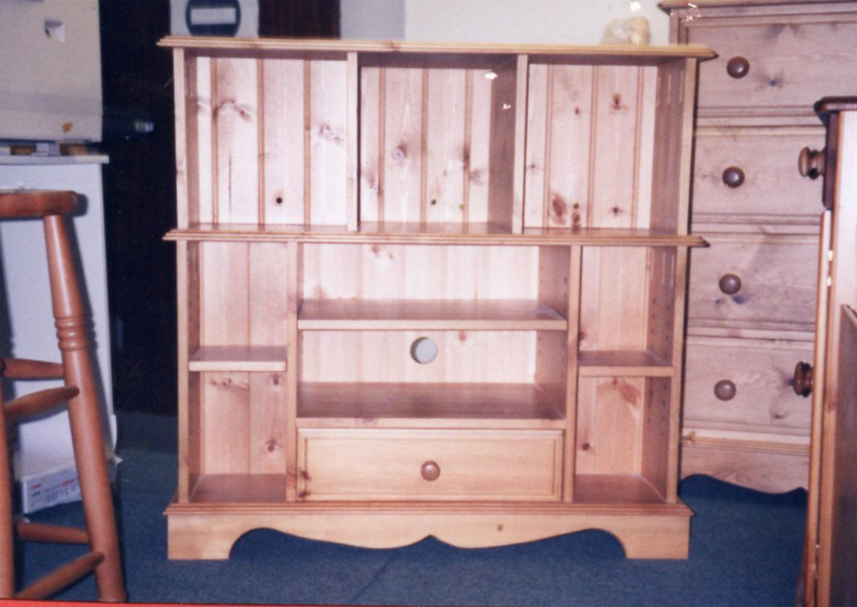 Made to measure Corner TV Cabinet