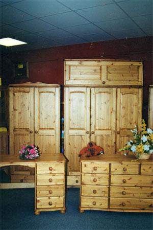 Choosing Home Pine for your Pine Bedroom Furniture or Oak Bedroom furniture, will give you peace of mind.
