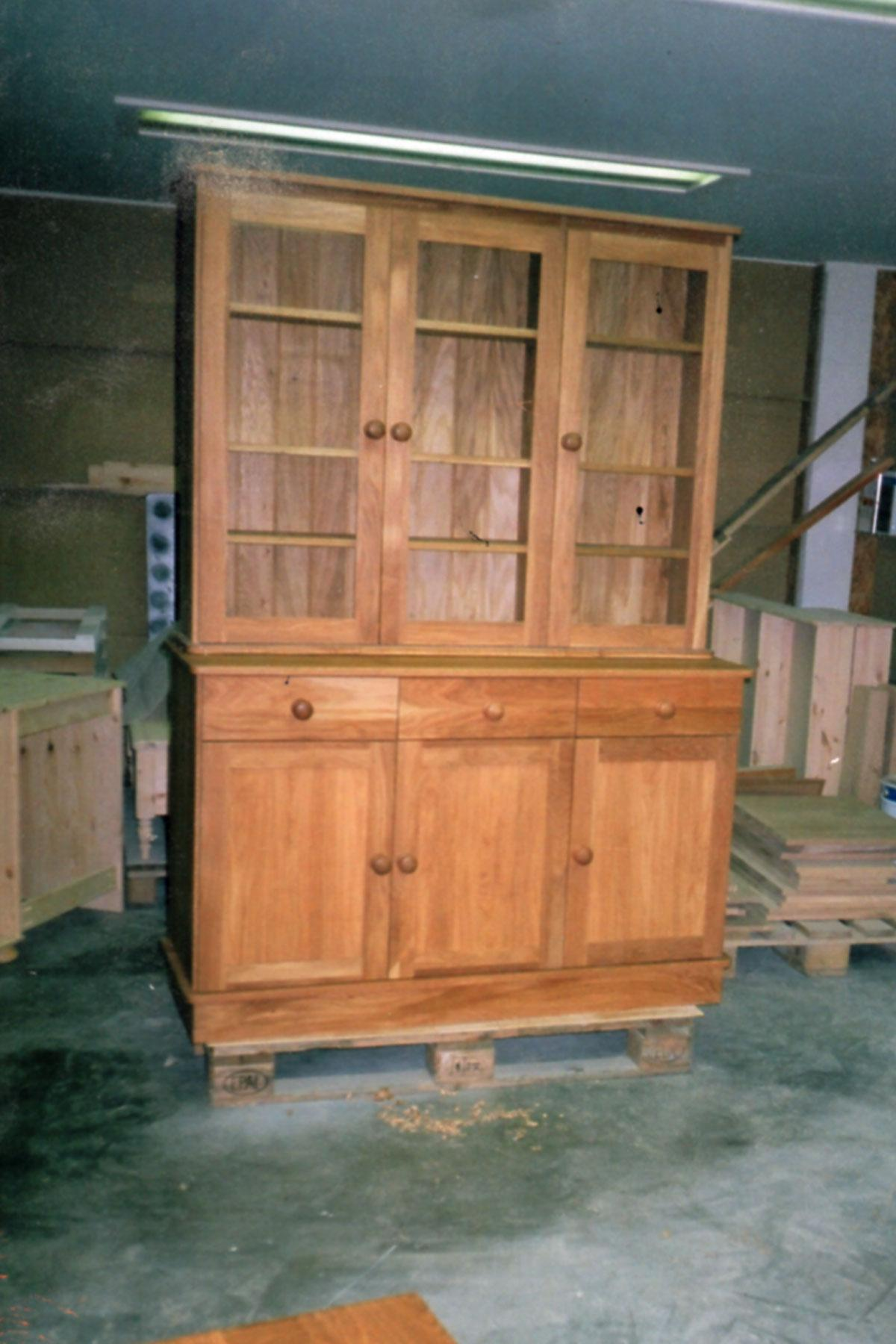 Custom Dressers, Cases and Display Cabinets