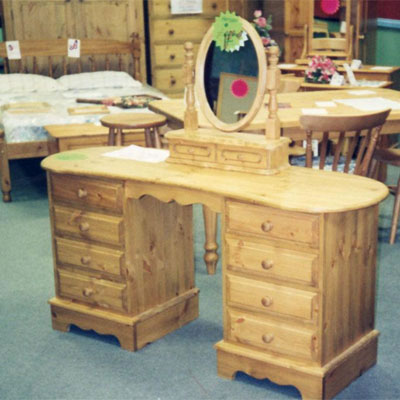 View a selection of our pine dressing tables