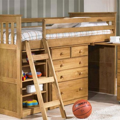 In addition to our own hand built pine beds, we offer a selection of bought in beds too.