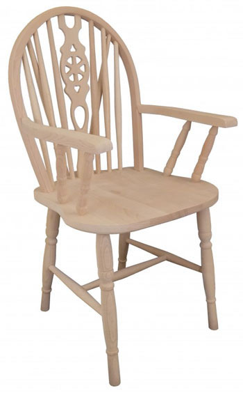 At Home Pine in Barnstaple, we can supply a range of beach and oak chairs.